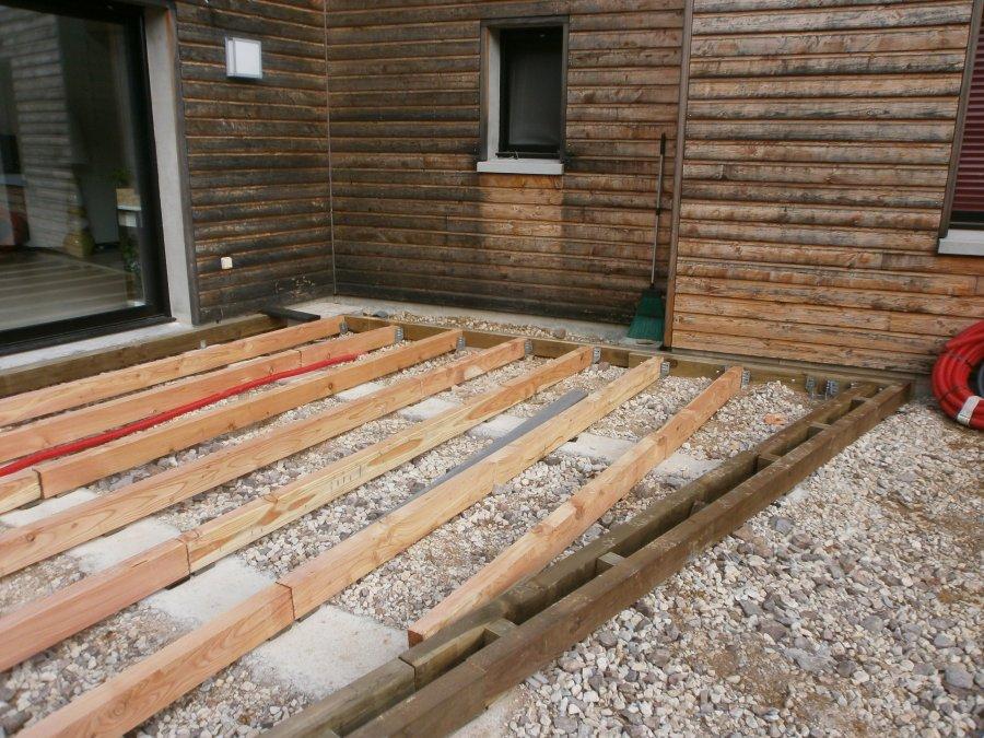 Terrasse briaucourt vermont maisons ossature bois basse consommation en haute sa ne for Construction bois en franche comte