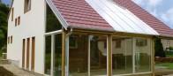 Maison bois à Amance