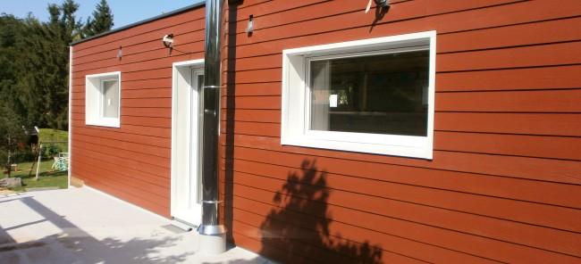 Extension audincourt vermont maisons ossature bois basse consommation en haute sa ne for Construction bois en franche comte