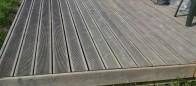 Terrasse bois à Belmont