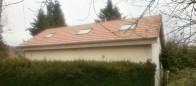 Rénovation toiture à Champagney