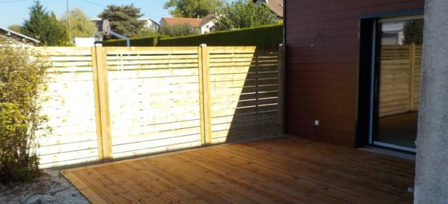 Extension rioz vermont maisons ossature bois basse consommation en haute sa ne franche for Construction bois en franche comte